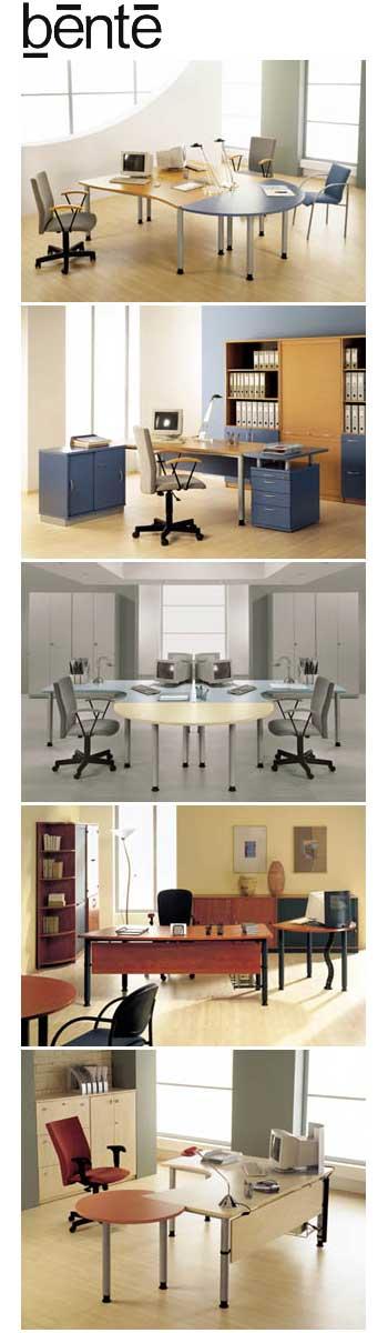 """Офисная мебель """"BENTE"""""""