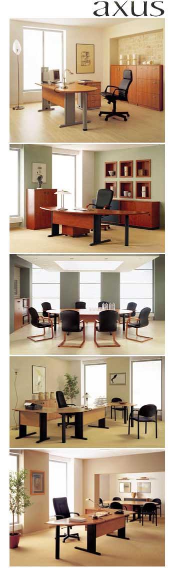 """Офисная мебель """"AXUS"""""""