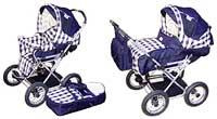 """Детская коляска """"ALFA LUX"""""""