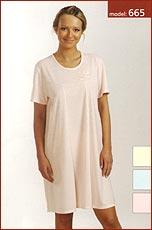 Сорочка ночная (665)