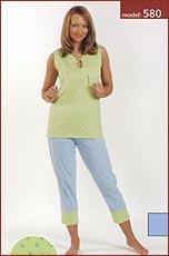Пижама женская (580)