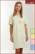 Сорочка ночная (667)