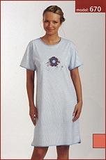 Сорочка ночная (670)