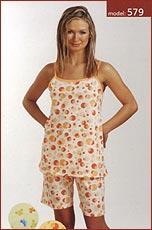 Пижама женская (579)