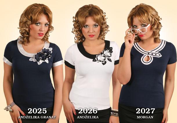Блузки Женские Польские Доставка