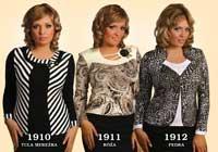Блузки женские 1910-1912