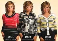 Блузки женские 1901-1903