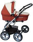 """Детская коляска прогулочная """"ALU SPRINT"""""""